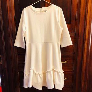 Gap Cream Dress